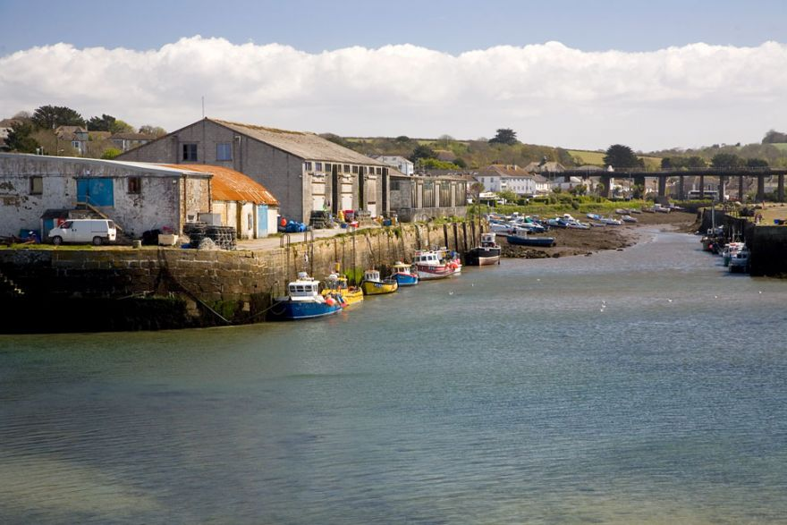 South Quay - Hayle