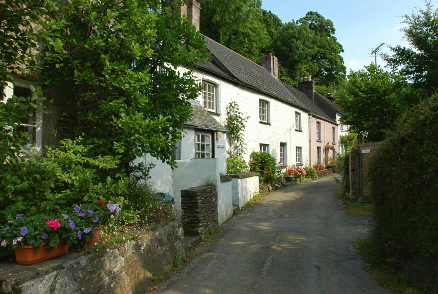 Helford Cottages