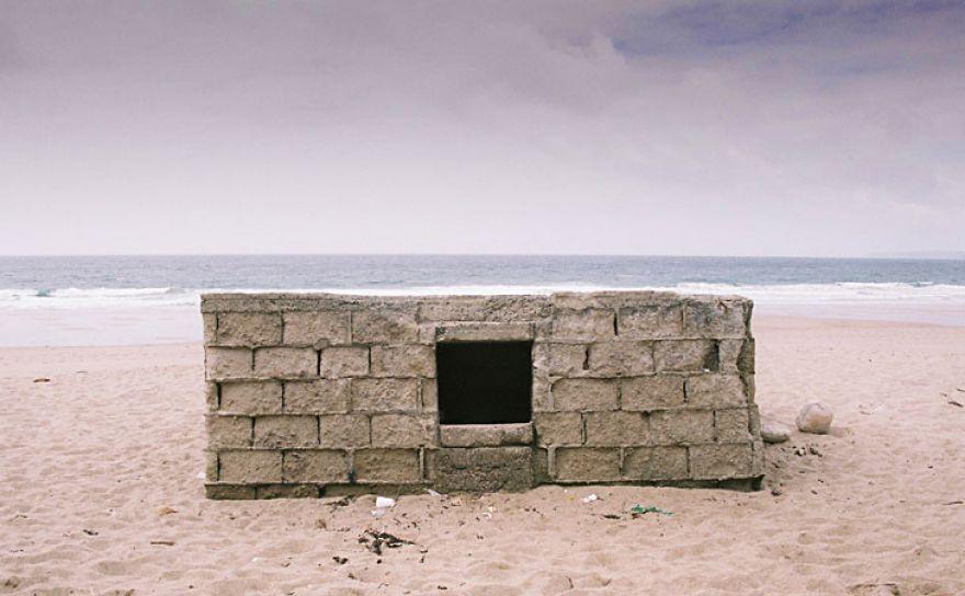 World War II Pillbox - Praa Sands