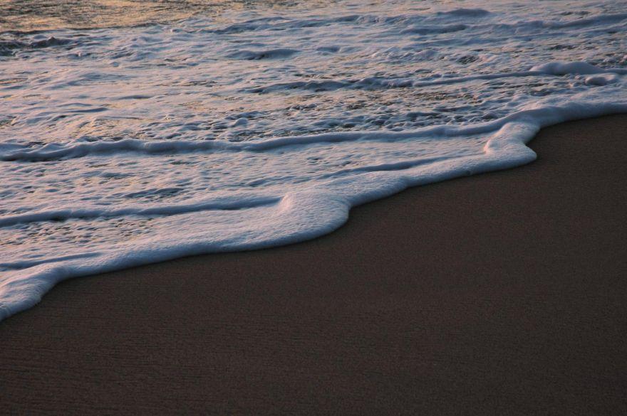 High tide foam