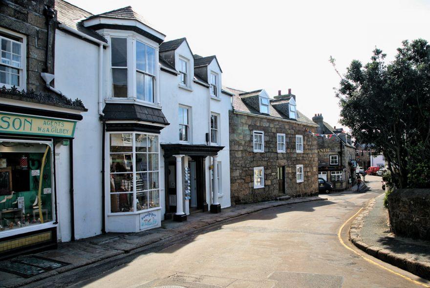 Hugh Street - St Mary's, Scilly