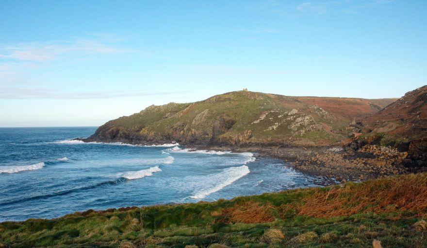 Kenidjack - Cape Cornwall