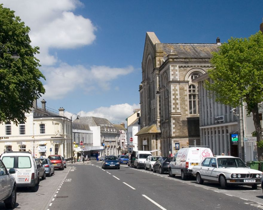 Killigrew Street - Falmouth