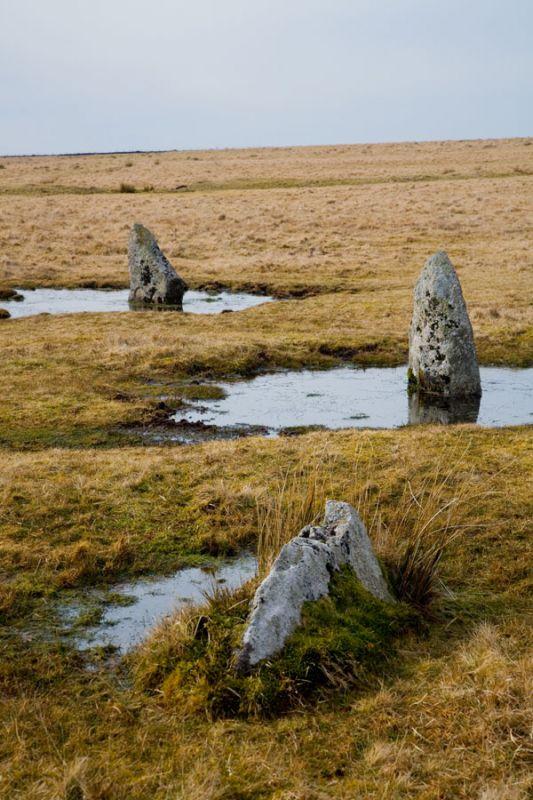 King Arthur's Down Stone Circle