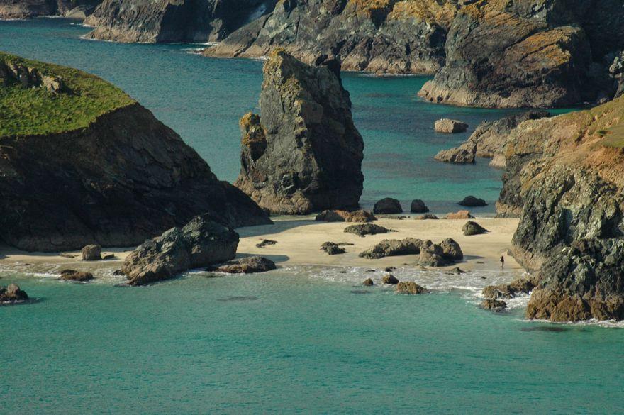 Kynance Cove Rock
