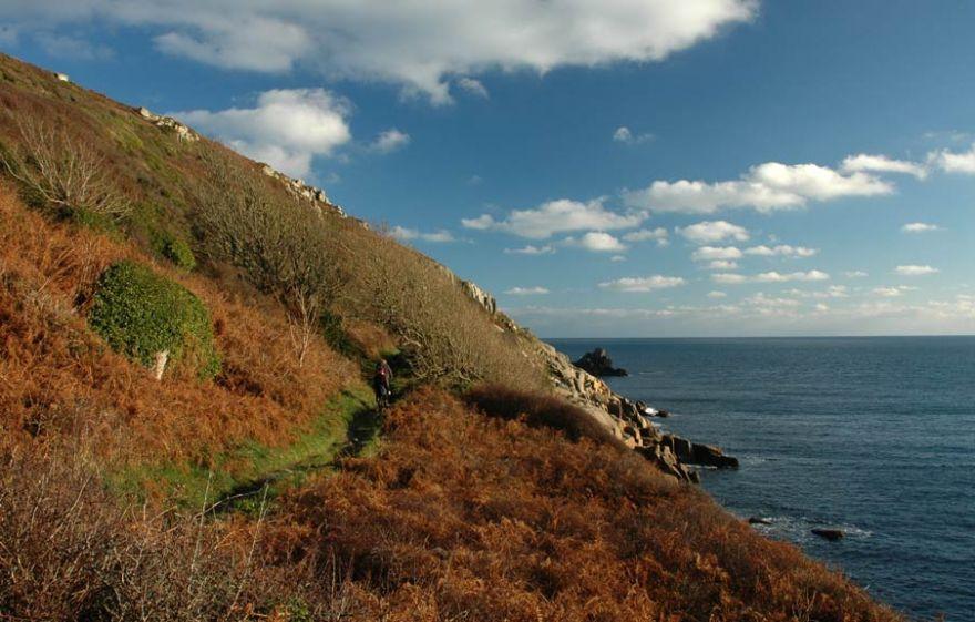 Lamorna Coast Path
