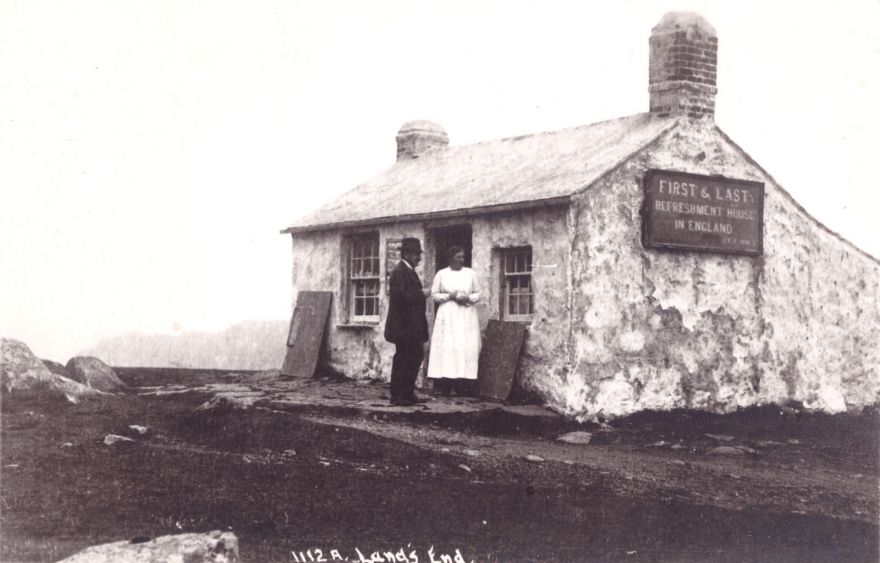 Land's End - First and Last House - 1900s