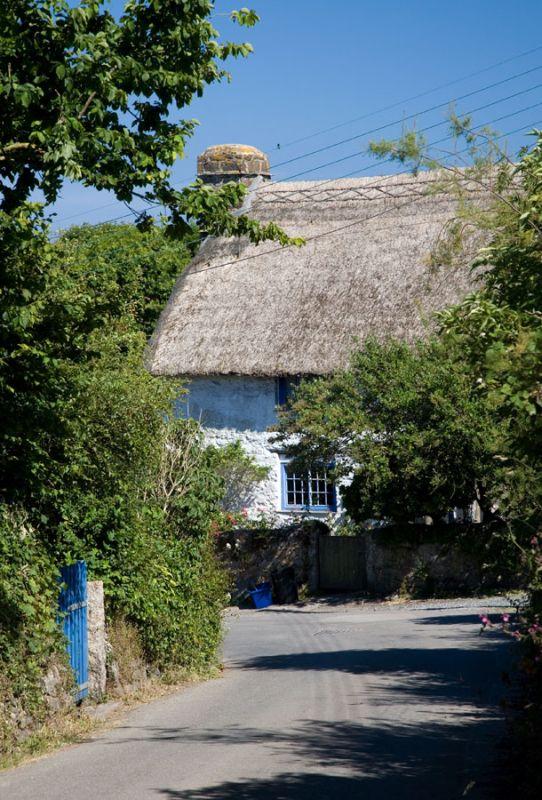 Thatched Cottage - Landwednack