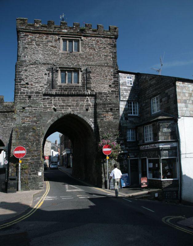 Southgate Arch - Launceston