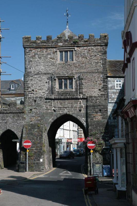 Launceston Southgate Arch