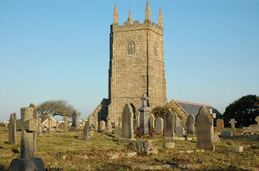 Lelant Church - St Uny's