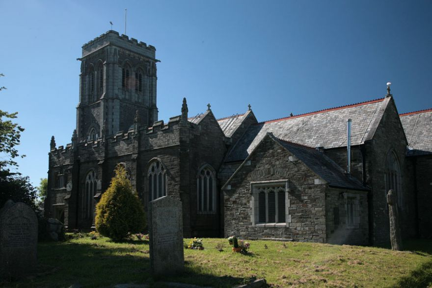 Liskeard Church
