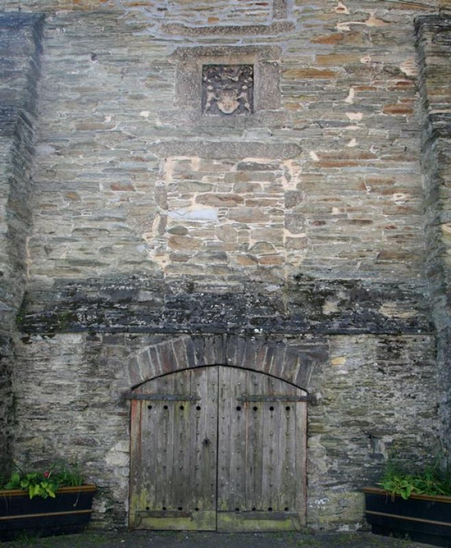 Lostwithiel Coinage Hall Detail