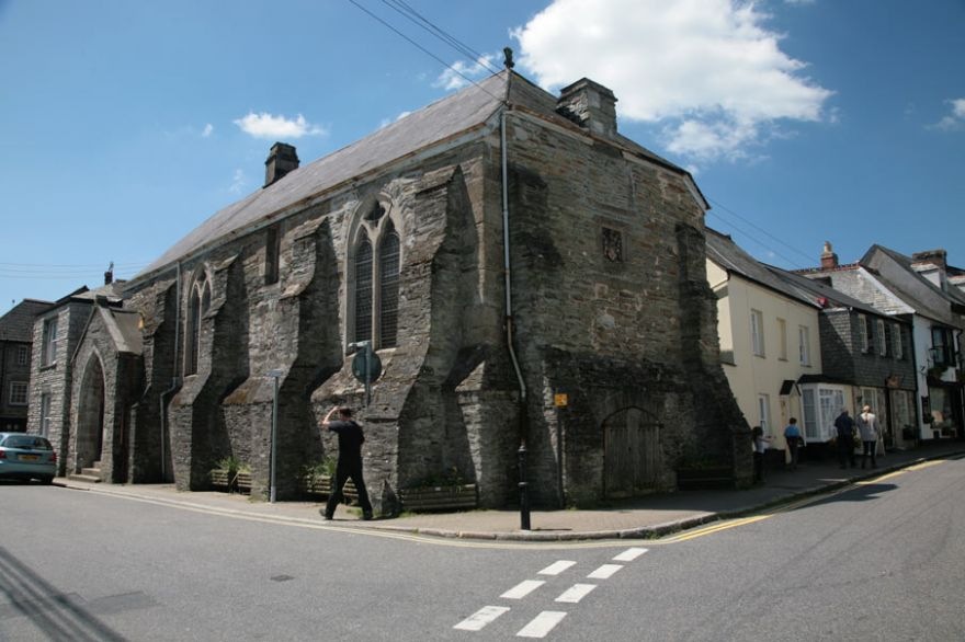 Lostwithiel Coinage Hall