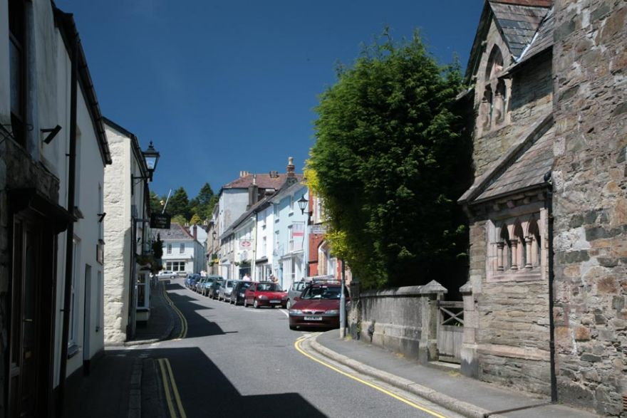 Lostwithiel - Fore Street