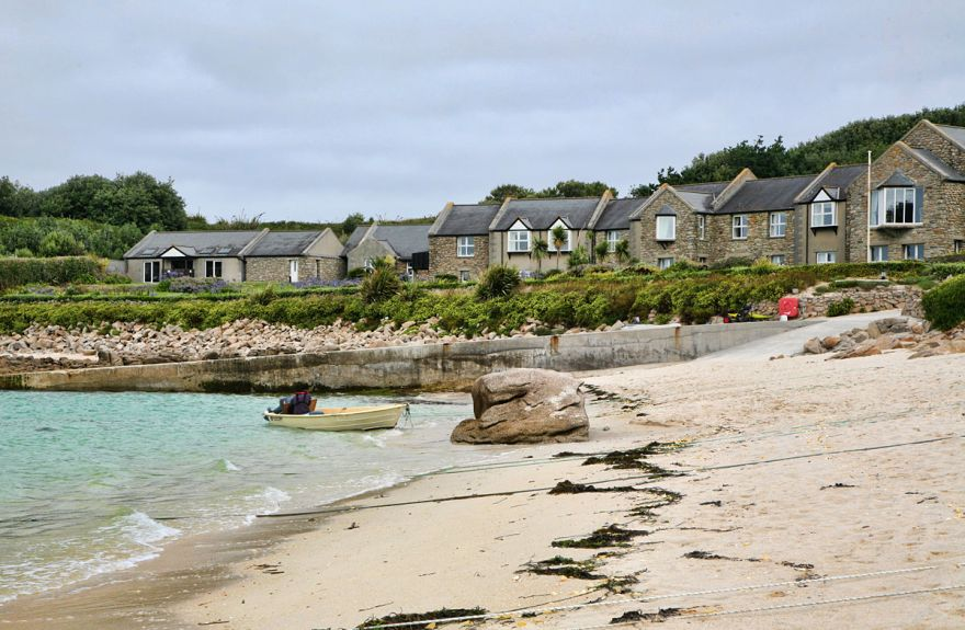 Lower Town - St Martin's, Scilly