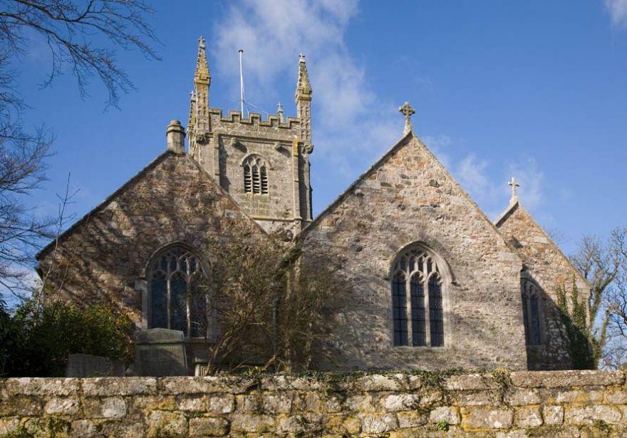 Ludgvan Church