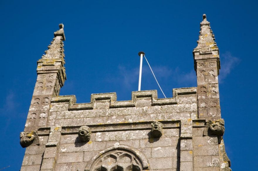 Ludgvan Church Gargoyles