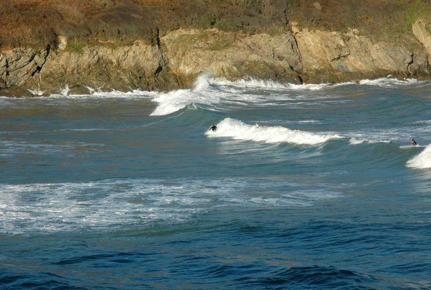 Maenporth Surf