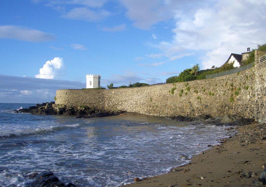Marazion Town Beach