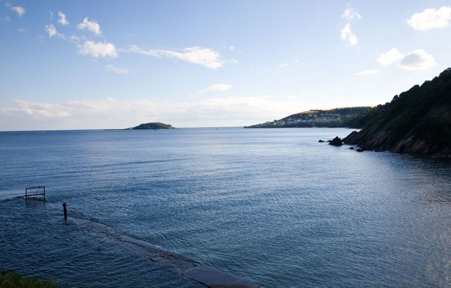 Looe from Millendreath