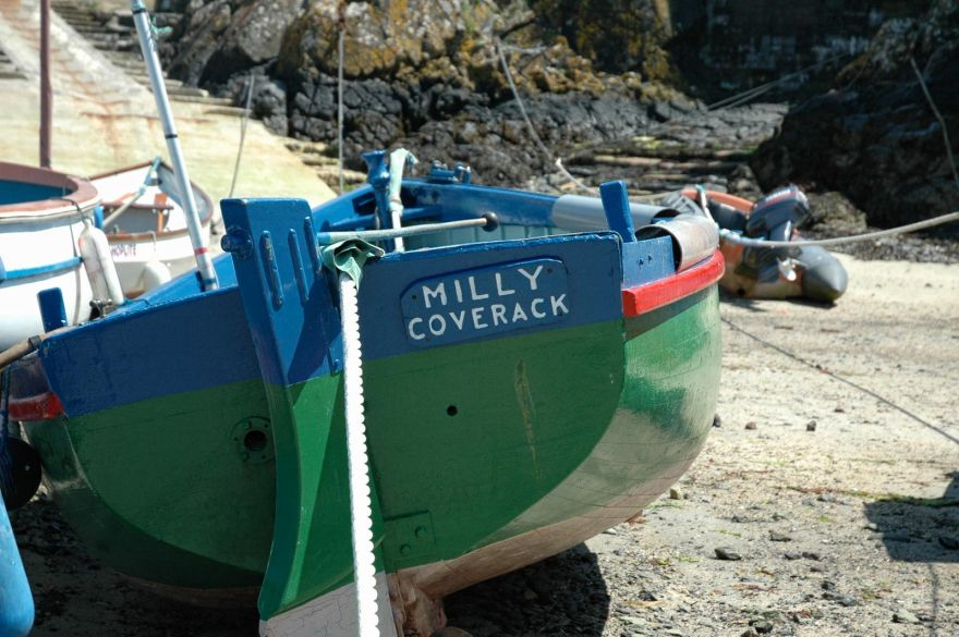 Milly - Coverack
