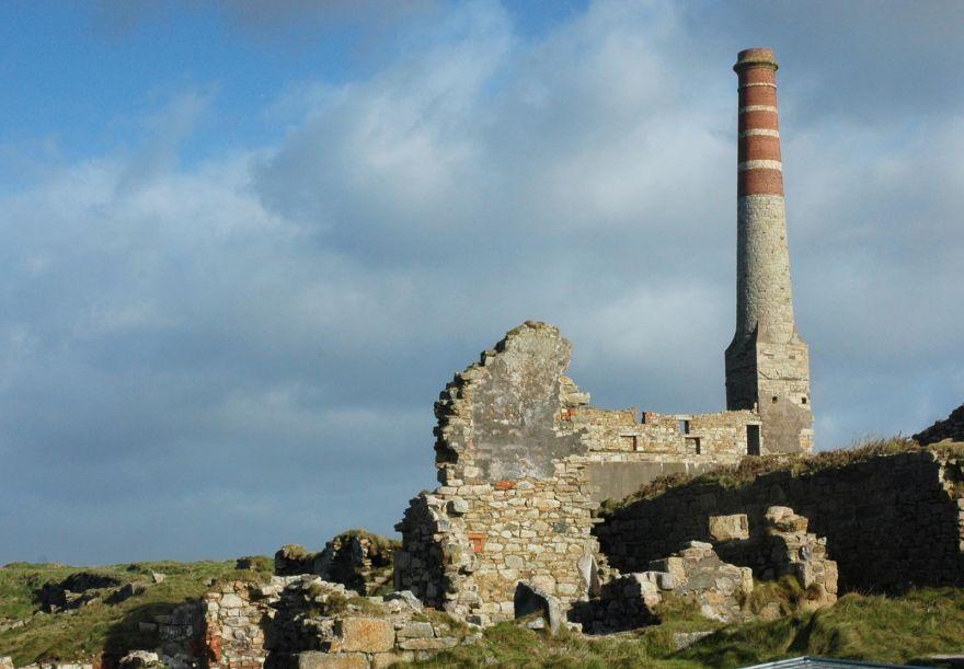 Mine Ruins - Levant