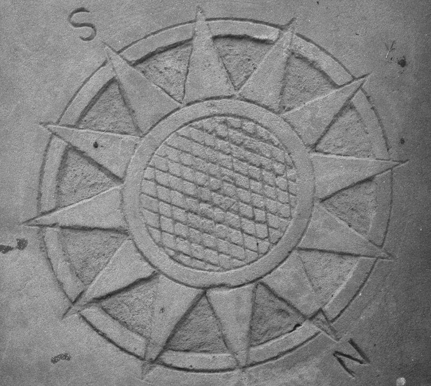 Minack Theatre Detail - Compass
