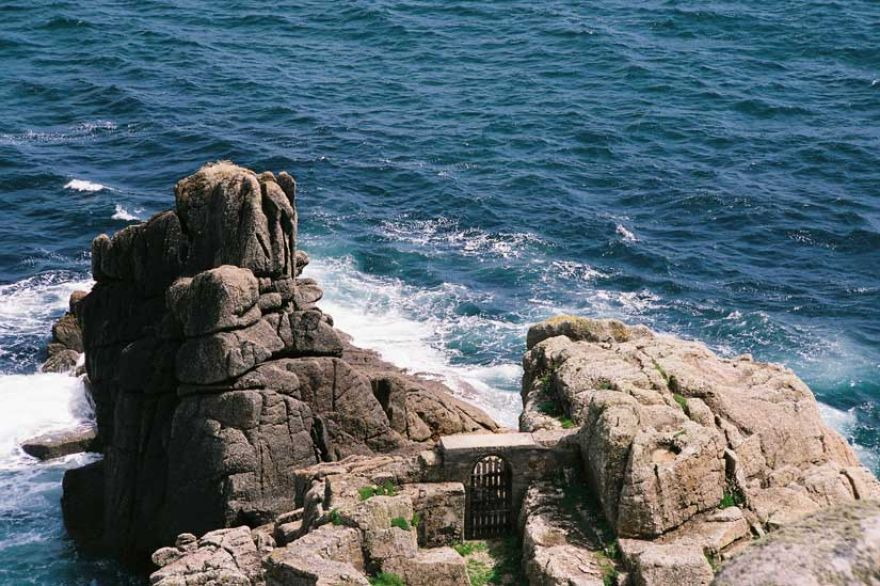 Minack Theatre - Gate to Nowhere!