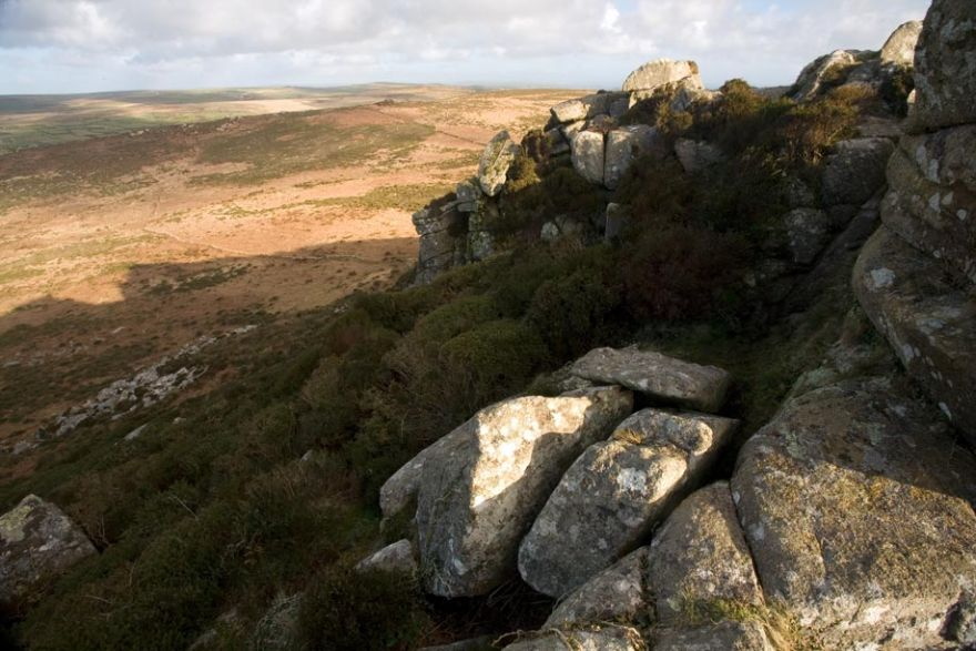 Granite and Moorland