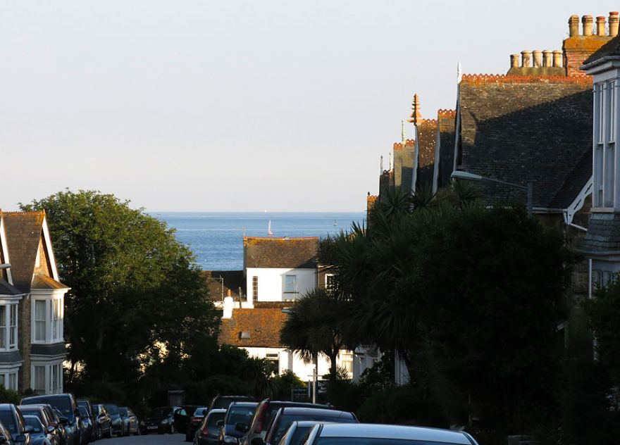 Penzance Sea View