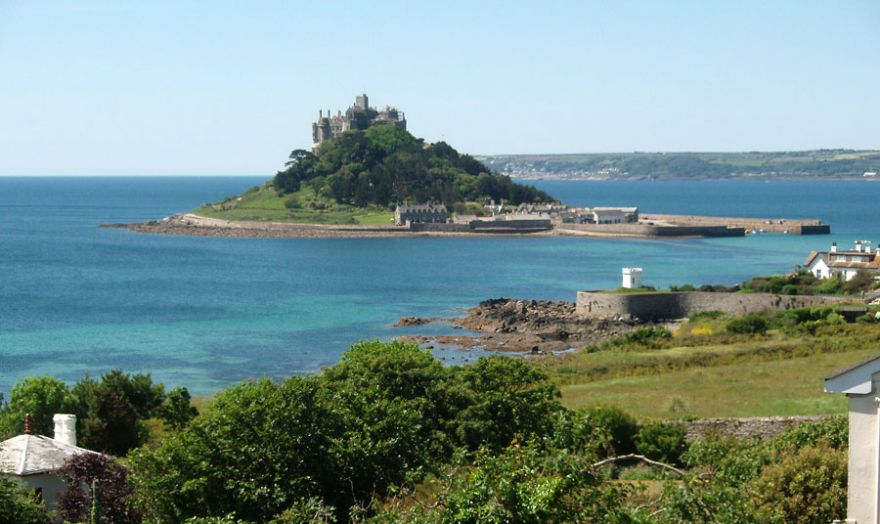 St Michael's Mount - Best View