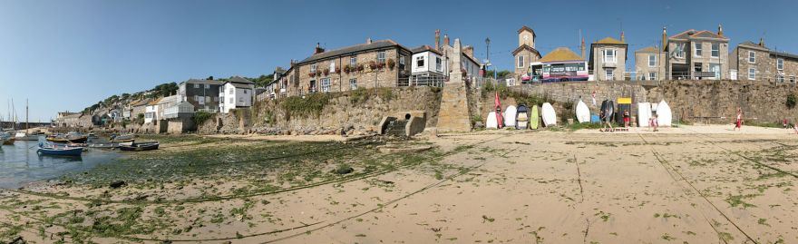 Mousehole Harbourfront