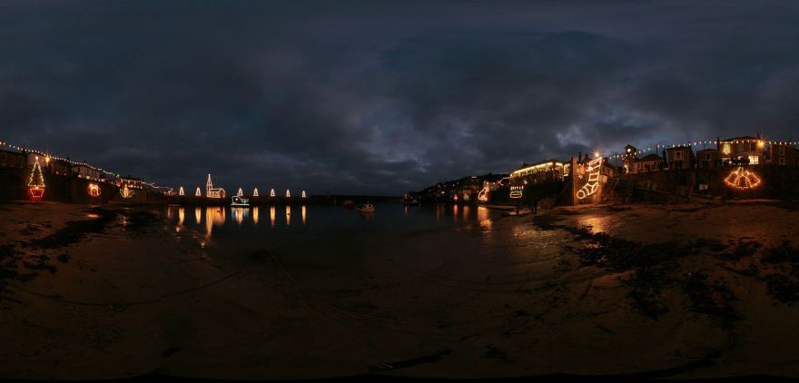 Mousehole Lights