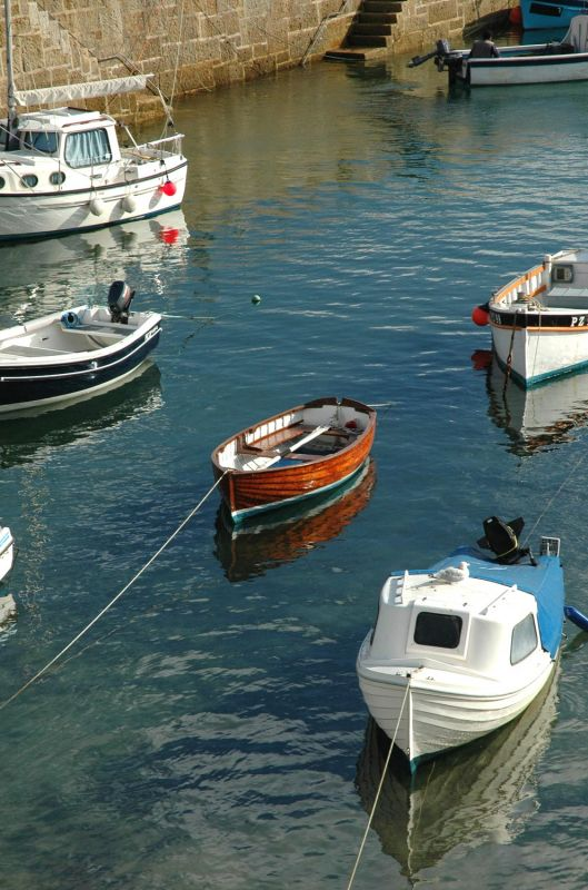 Rowing Boat - Mousehole