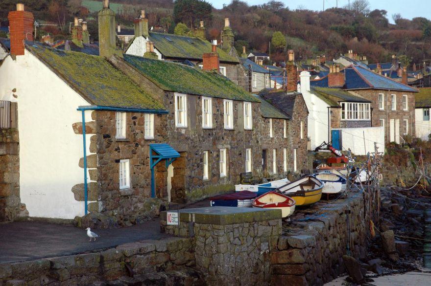 Mousehole Harbour Cottages