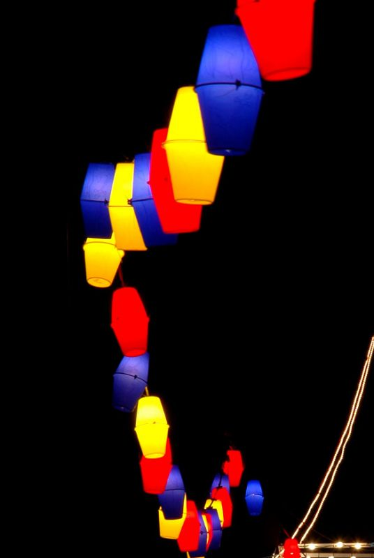 Mousehole Christmas Lanterns