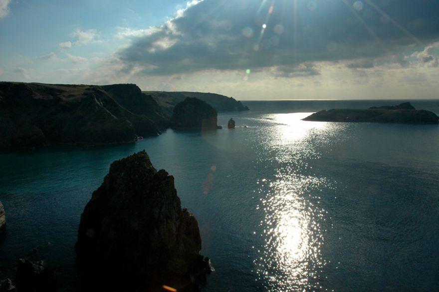 Mullion Cove Islands