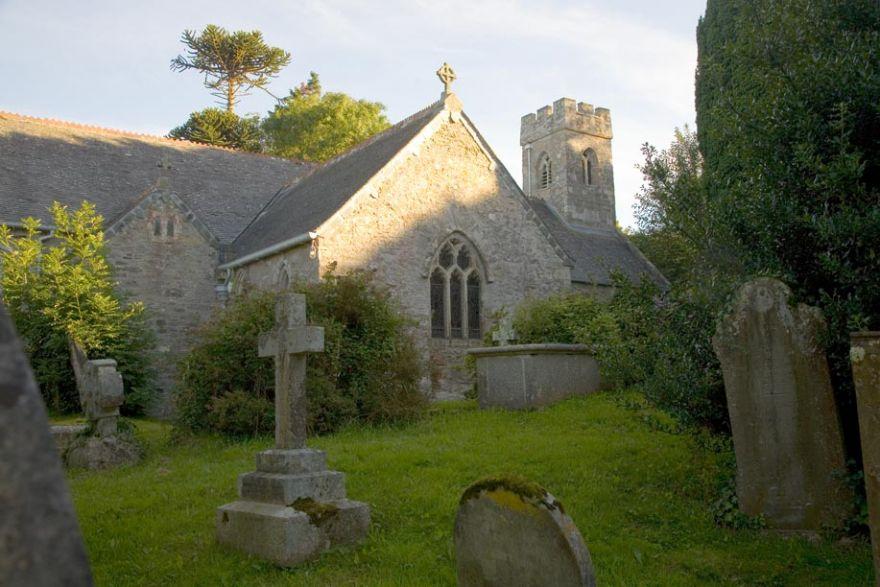 Mylor Church