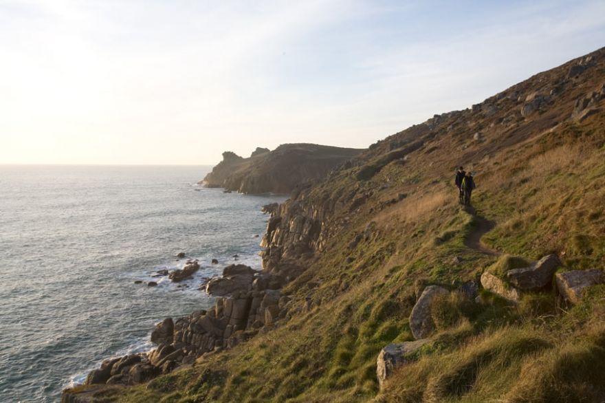 Coastpath near Land's End