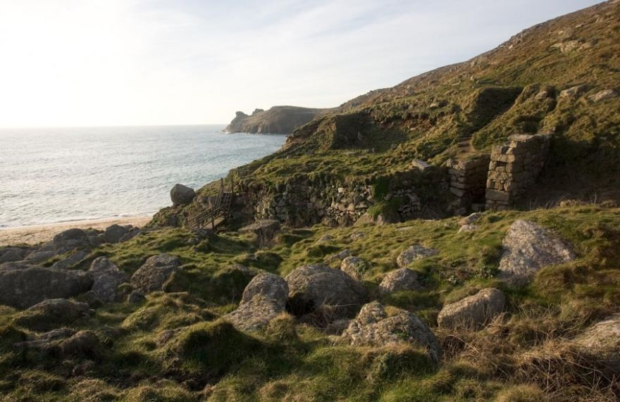 Mill Bay Watermill Remains