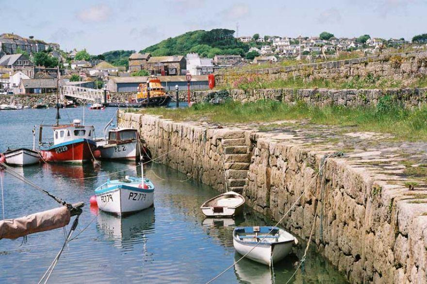 Newlyn - Old Pier