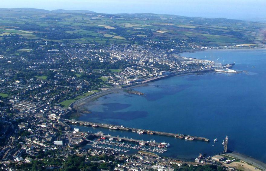 Newlyn - Penzance Aerial Photo