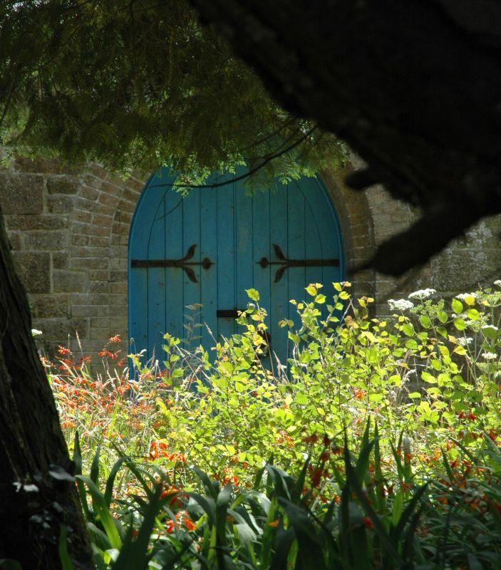 Overgrown Chapel