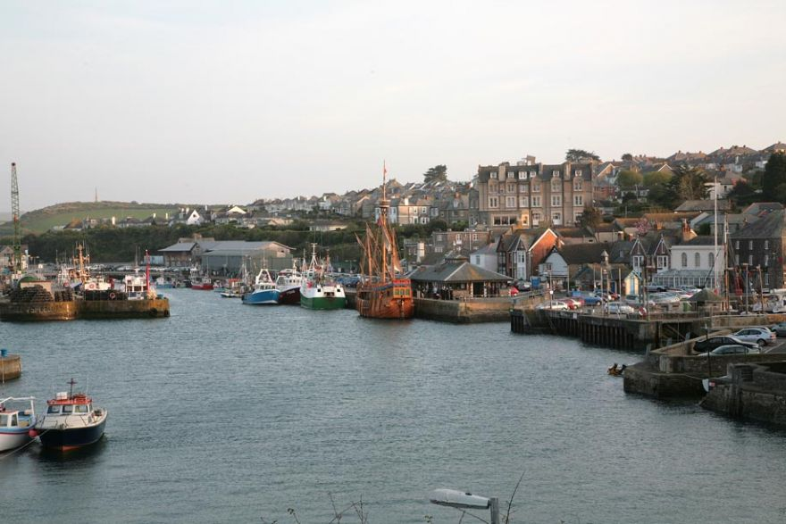 Padstow Outer Harbour