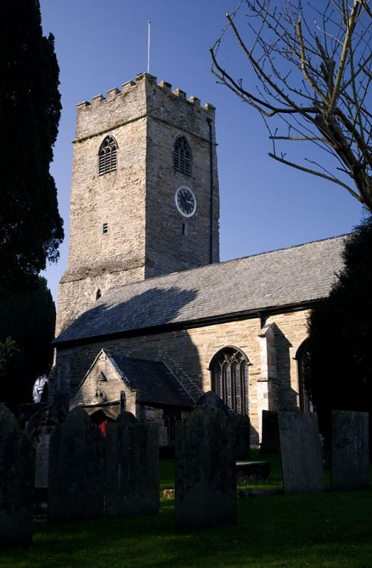 Padstow Church