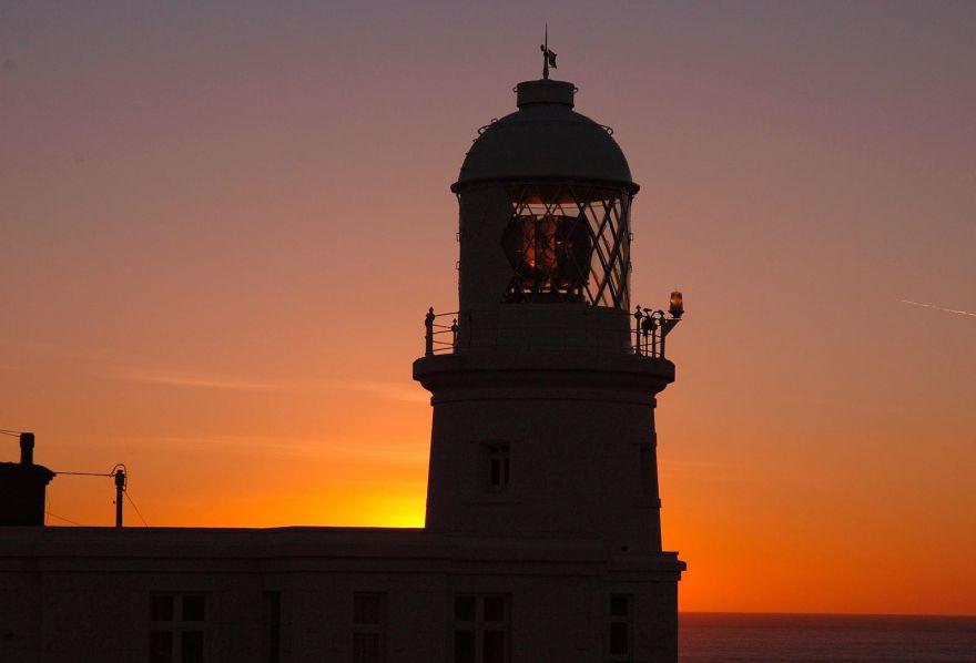 Pendeen Watch Sunset