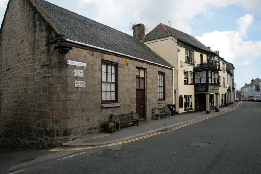 Broad Street - Penryn