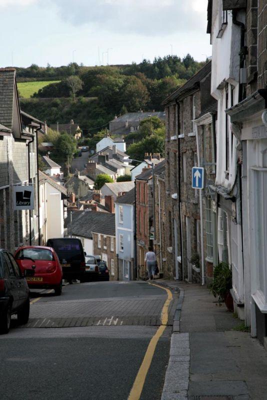 Penryn - St Thomas Street