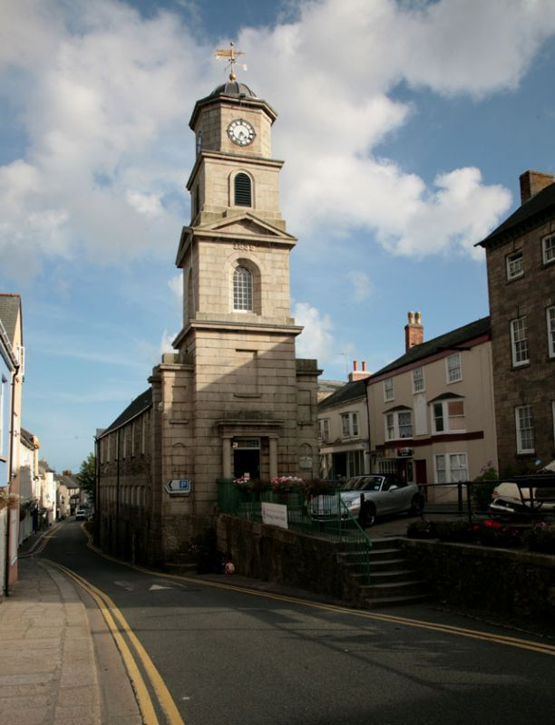 Penryn Town Hall (and museum)